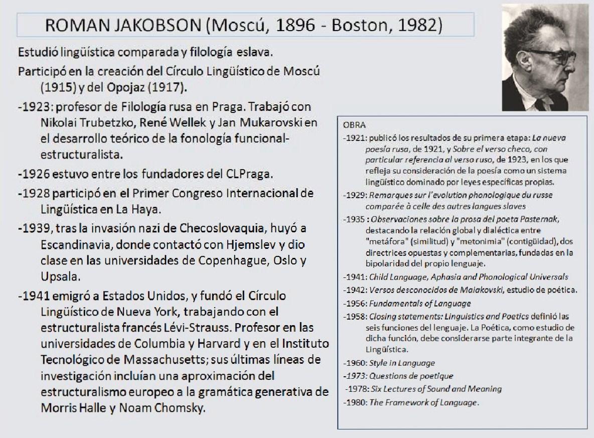 Jakobson Sobre Poetica